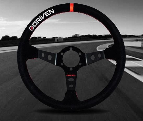 deep dish steering wheel driven steering wheels
