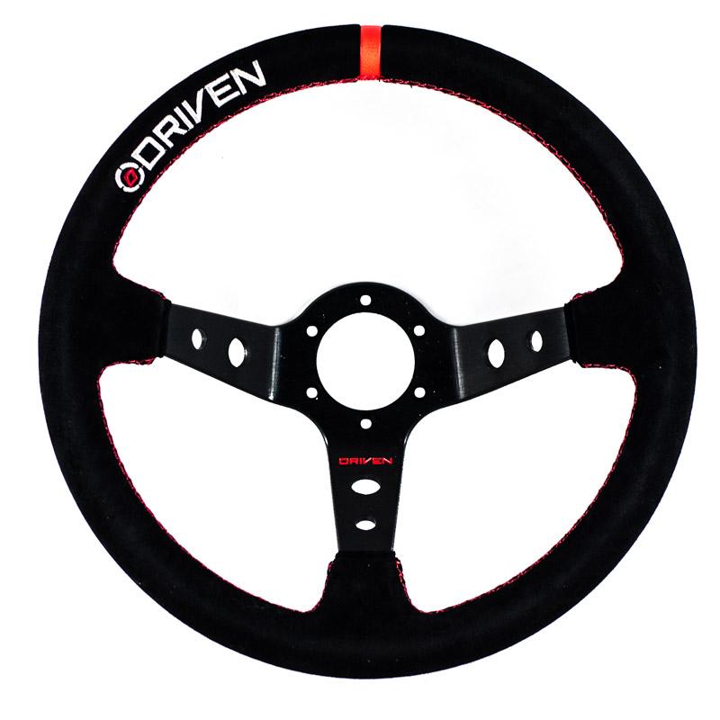 "13.5"" Deep Dish Steering Wheel -  Subaru WRX Sti"