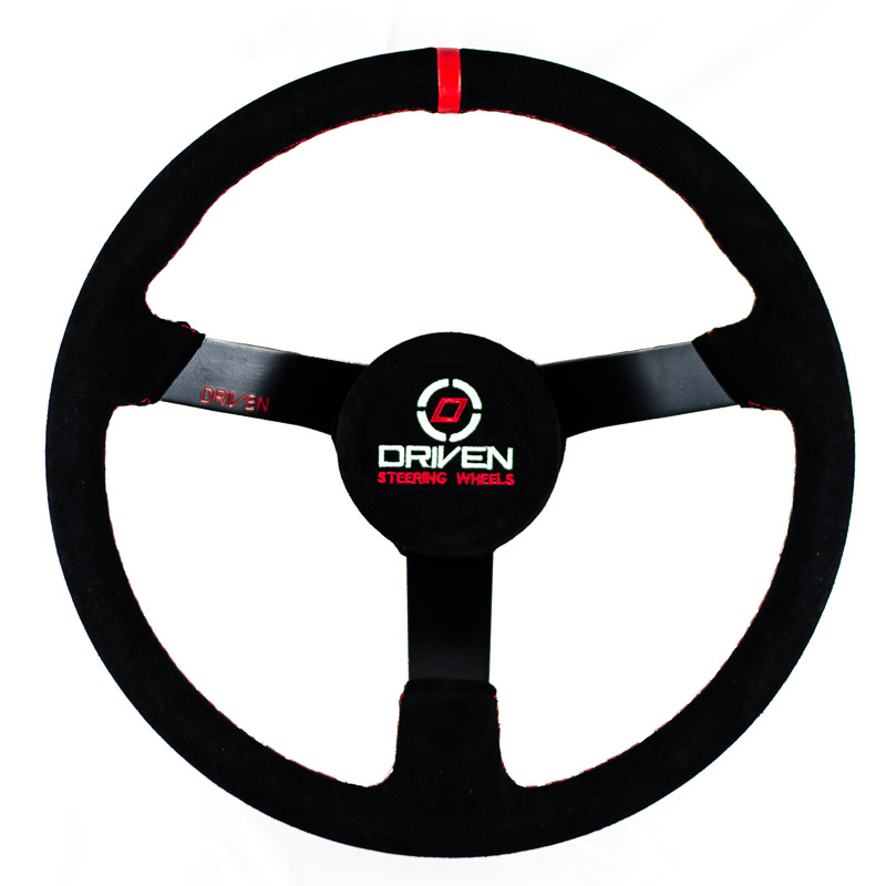 Demolition Derby Steering Wheel