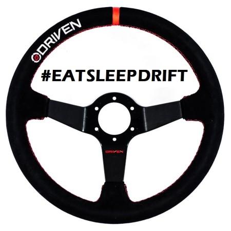 "13.5"" Deep Dish Wheel #EATSLEEPDRIFT"