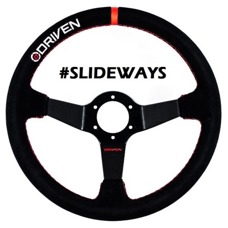 "13.5"" Deep Dish Wheel #SLIDEWAYS"