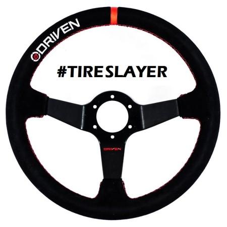 "13.5"" Deep Dish Wheel #TIRESLAYER"