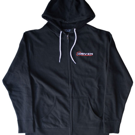Driven Motorsport Zip Up Hoodie